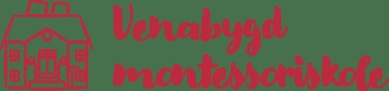 Logo Venabygd montessoriskole